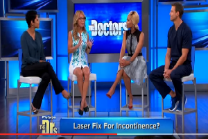 femilift on the doctors show