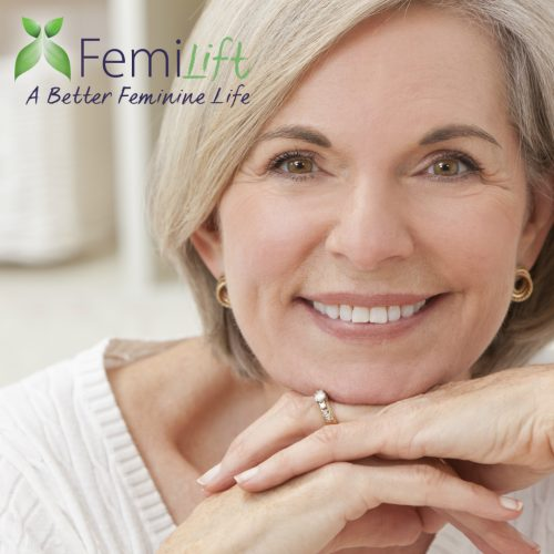 FemiLift female dryness cure patient